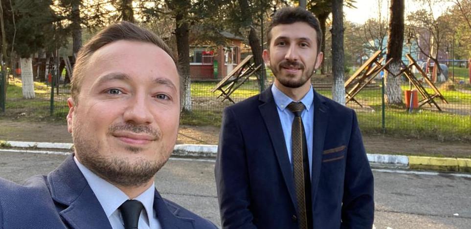 Uzman  Doktorlarımız ; Zonguldak  Merkez İlçe Toplum Sağlığı Merkezi Başkanı Dr Emrah Doğan ve Zonguldak İli Çaycuma İlçe Sağlık Müdürü Dr. Ercan Kulak